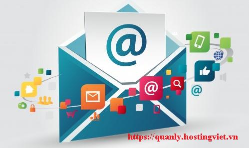 hướng dẫn đăng ký email server